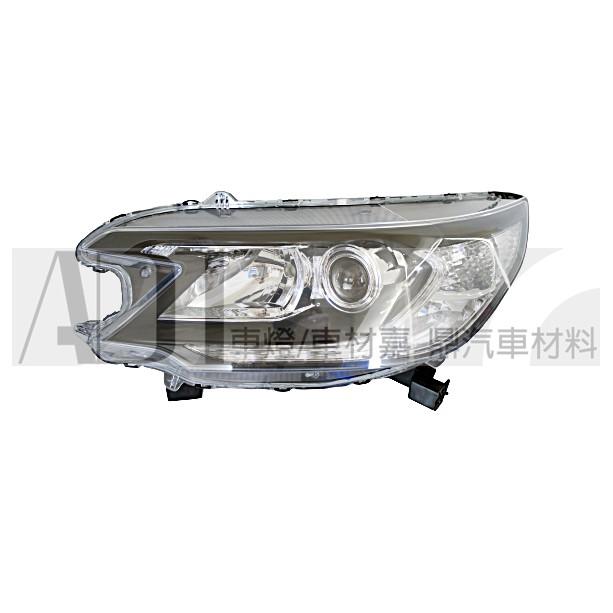 ~~ADT.車燈.車材~~ HONDA CRV 13 14 15 16 4代 原廠型 魚眼 大燈 單邊 特價3500元