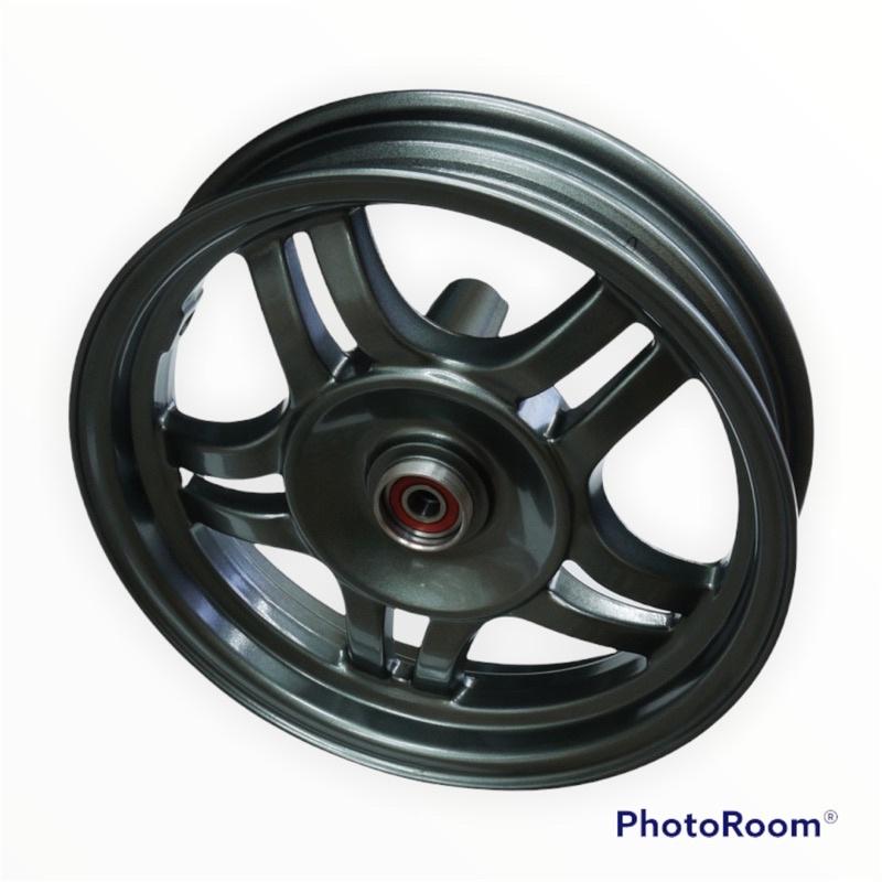 Yunda- 光陽原廠 MANY 125  LHJ8 輪框 輪圈 鋁圈 碟煞 魅力125