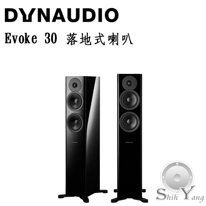 Dynaudio 丹麥 Evoke 30 落地喇叭 台灣公司貨保固