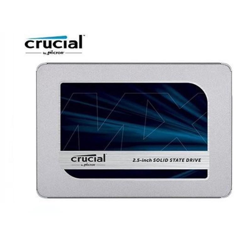 美光 Micron Crucial MX300 525GB SATA3 固態硬碟/SSD 二手/中古 桃園《蝦米小鋪》