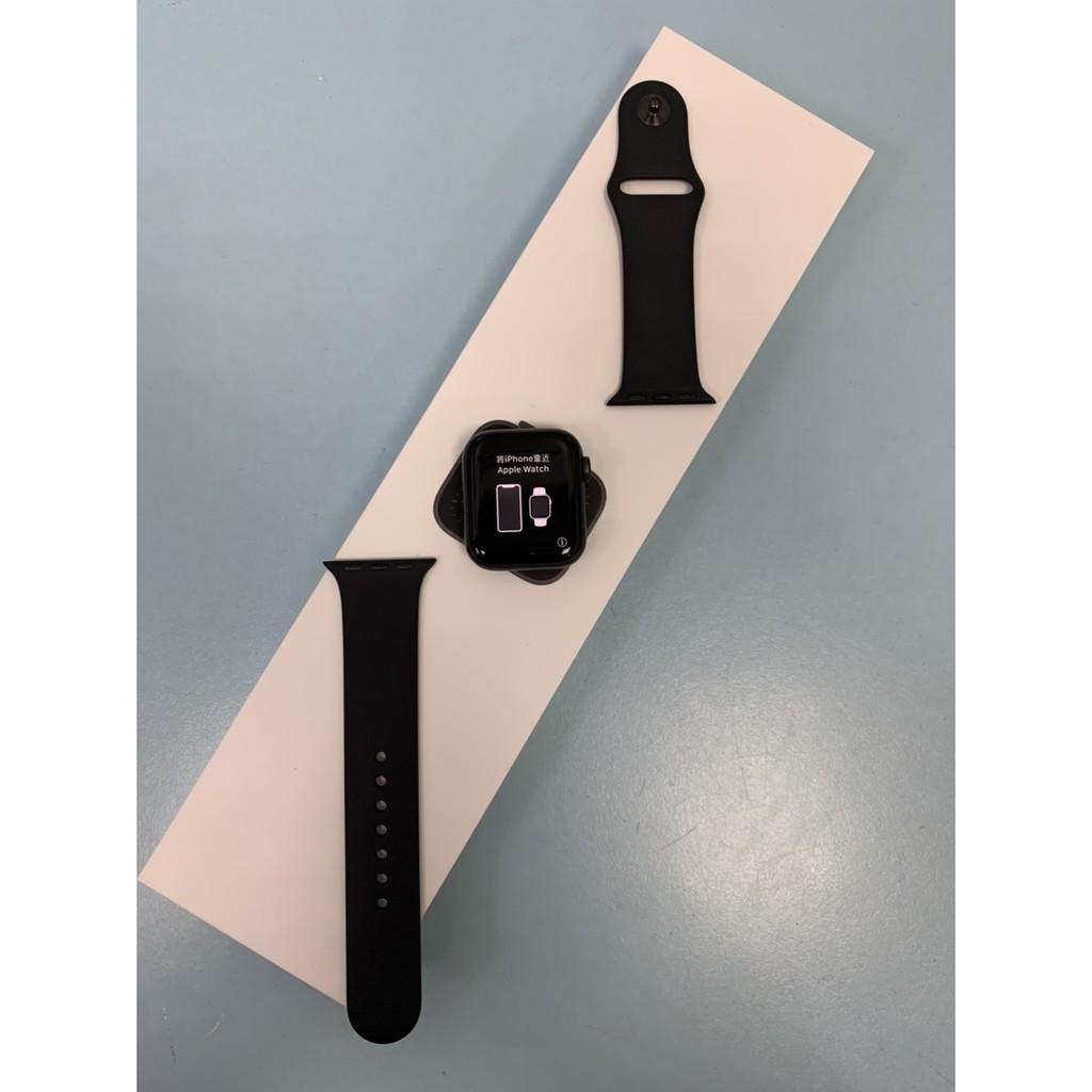Apple Watch Series 6 40mm GPS 太空灰鋁殼黑色運動錶帶#二手錶#保固中#漢口店 FQ1RQ