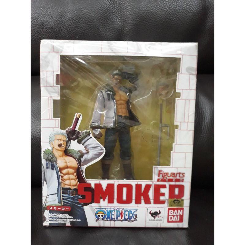 金證 海賊王 航海王 斯摩格 Figuarts Zero 海軍 Smoker 正版 公仔 景品 娃娃機