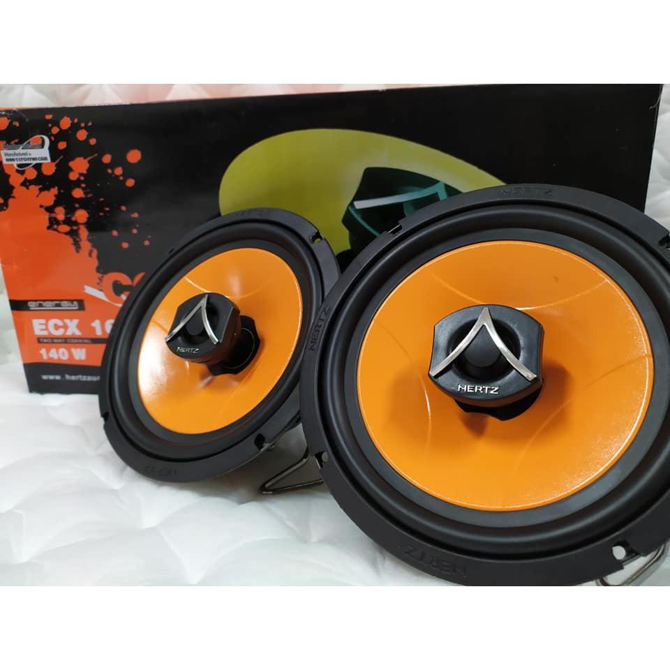 HERTZ 義大利 赫茲 ECX 165 6.5吋 同軸喇叭 汽車音響 高雄