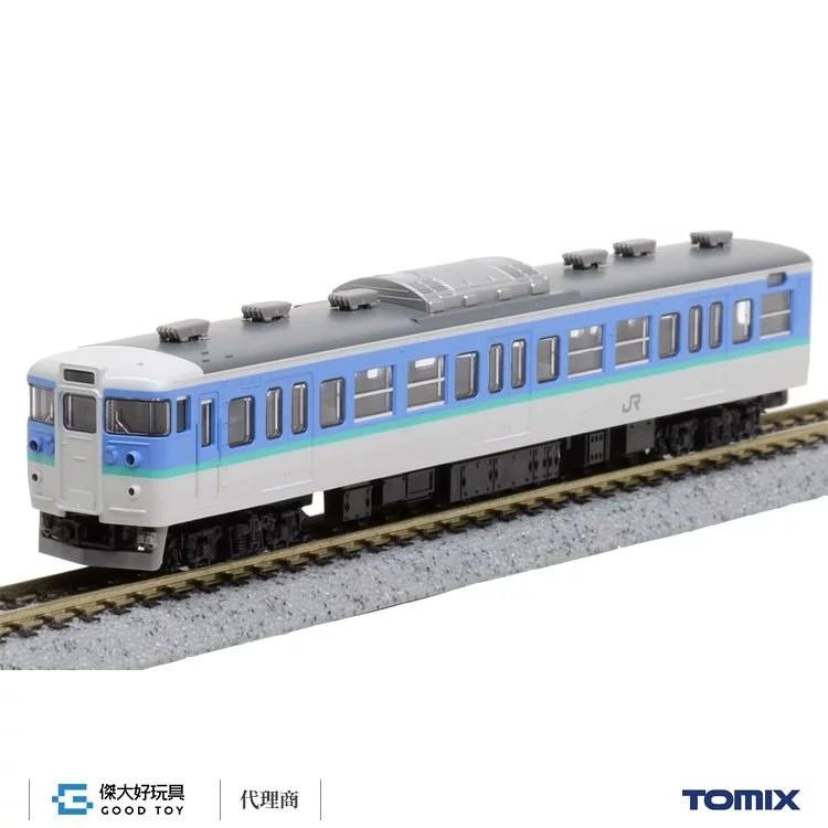 TOMIX 98366 近郊電車 115-1000 (長野色・PS35集電弓) (3輛)