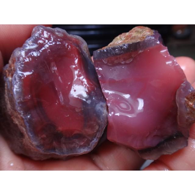 《藍金寶石玉石批發區》→〈原石系列〉→天然清透南紅玉髓原礦一公斤〈1000公克→A872