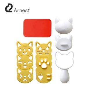 Arnest日本🇯🇵進口現貨 俏皮貓咪飯糰模型 新北市