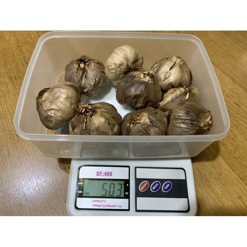 天然自製黑蒜頭台灣產地