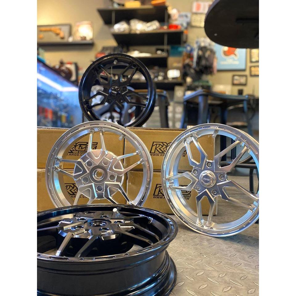 【Yu Hong】鍛造輪框 RRGS 五星型 輪框 VESPA 12吋 偉士牌 CNC