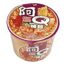 阿Q桶麵(韓式泡菜)一箱/12碗$360