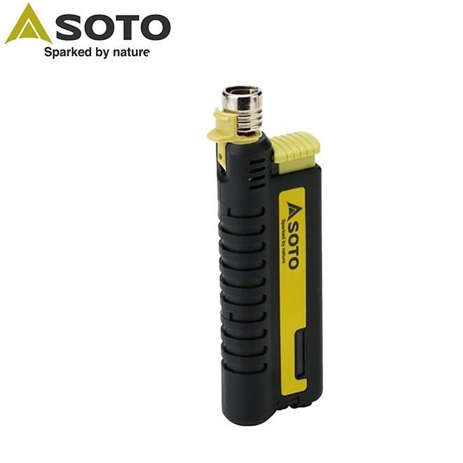 SOTO 迷你小噴燈/噴射點火槍/伸縮點火器/防風打火機 ST-480 日本製