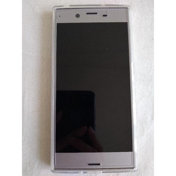 sony xperia XZ 5.2吋4G LTE 單卡32G 銀色 空機/ 二手近全新
