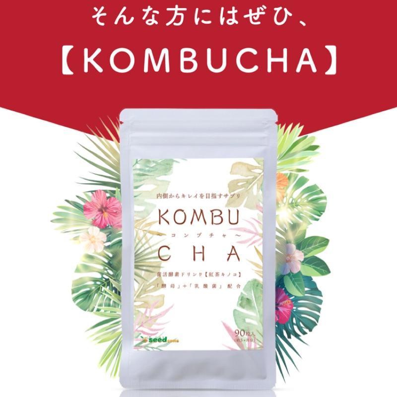 日本製 康普茶 kombucha 紅茶蘑菇 紅茶菌 酵母 乳酸菌 紅茶菇 生酵素 日本