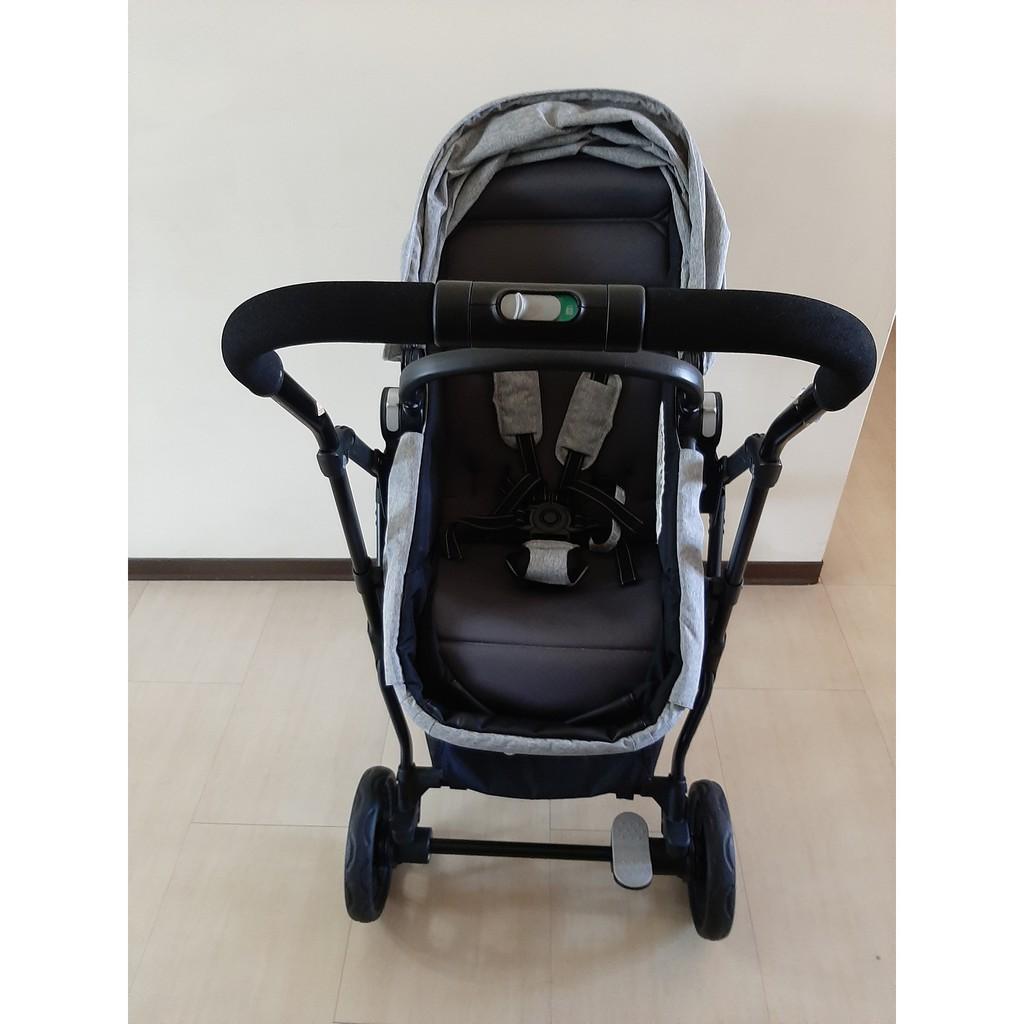 Combi  Ark 康貝 嬰兒手推車 雙向/大輪徑/魔術睡眠艙
