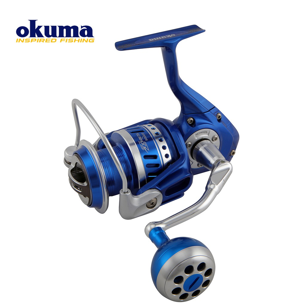 ✨小米釣具 Okuma x阿諾 AZORES 強力紡車式捲線器✨