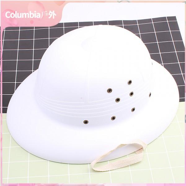 【現貨】越南帽 登山帽子男摩托車安全帽硬質透氣防水復古帽施工帽郵差帽
