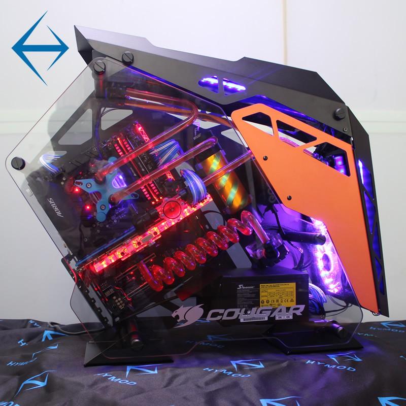 高配I9 10900K/RTX3080 3090 雙路SLI 游戲分體水冷臺式機電腦#東金靚淘運動