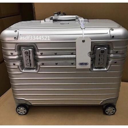 全新 RIMOWA 日默瓦 PILOT Business 20吋鋁鎂合金四輪商務登機箱/機長箱/相機箱/行李箱
