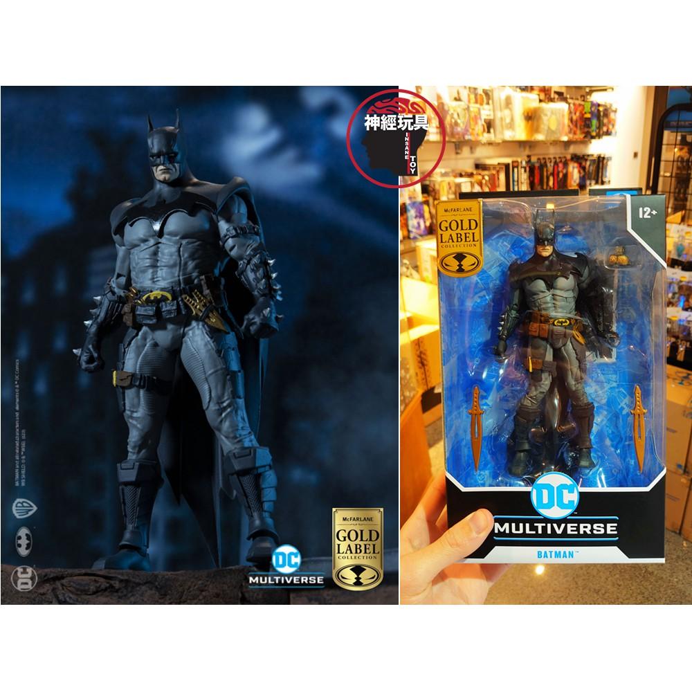 【神經玩具】現貨 麥法蘭 DC MULTIVERSE Todd Batman 蝙蝠俠 7吋可動人偶