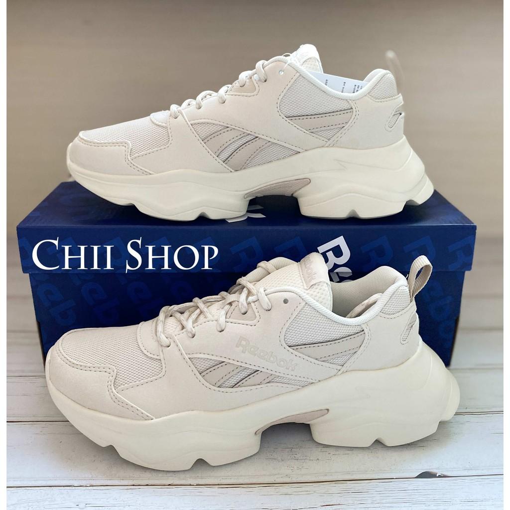 Avanzare cromatico Monarca  CHII】韓國代購Reebok Bridge 3.0 老爹鞋奶油白米白米色| 蝦皮購物