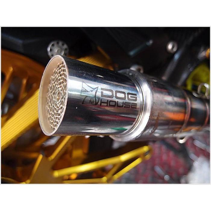惡魔騎士精品 惡搞手工廠 排氣管 環保 觸媒 蠍子 T-MAX 惡魔 番仔管 消音塞 50.8mm / 52mm