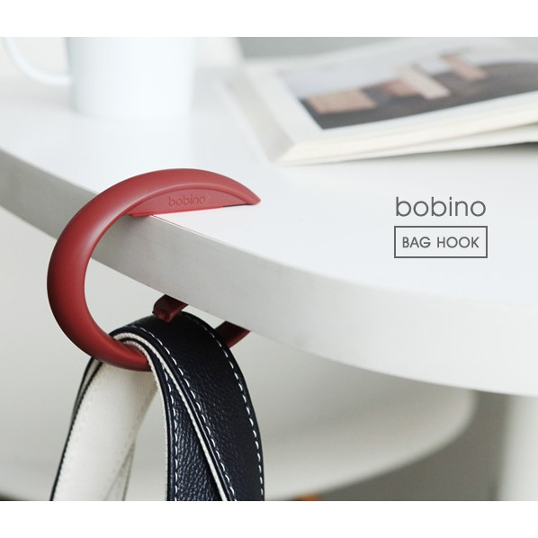 【Bobino】包包桌邊環型掛鉤  bag hook