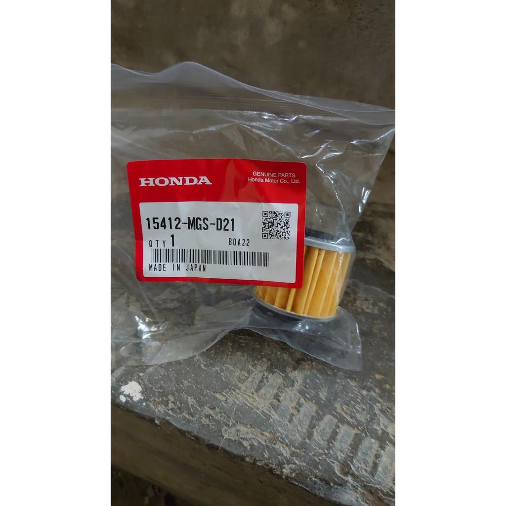 HONDA XADV NC750 CC110 DCT 變速箱 油芯 機油 濾芯 15412-MGS-D21
