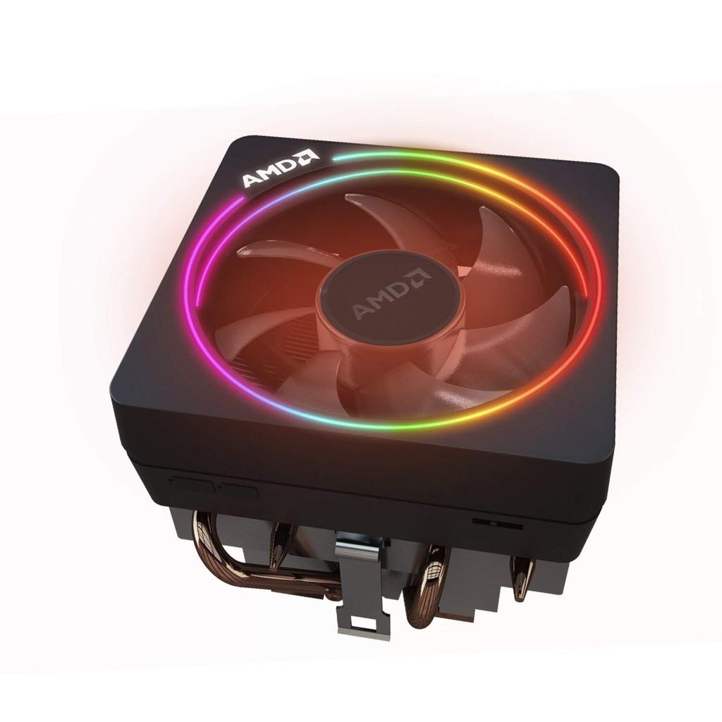 """全新現貨""AMD Wraith Prism RGB風扇 r7 3700X r7 2700X r9 3900X專屬風扇"