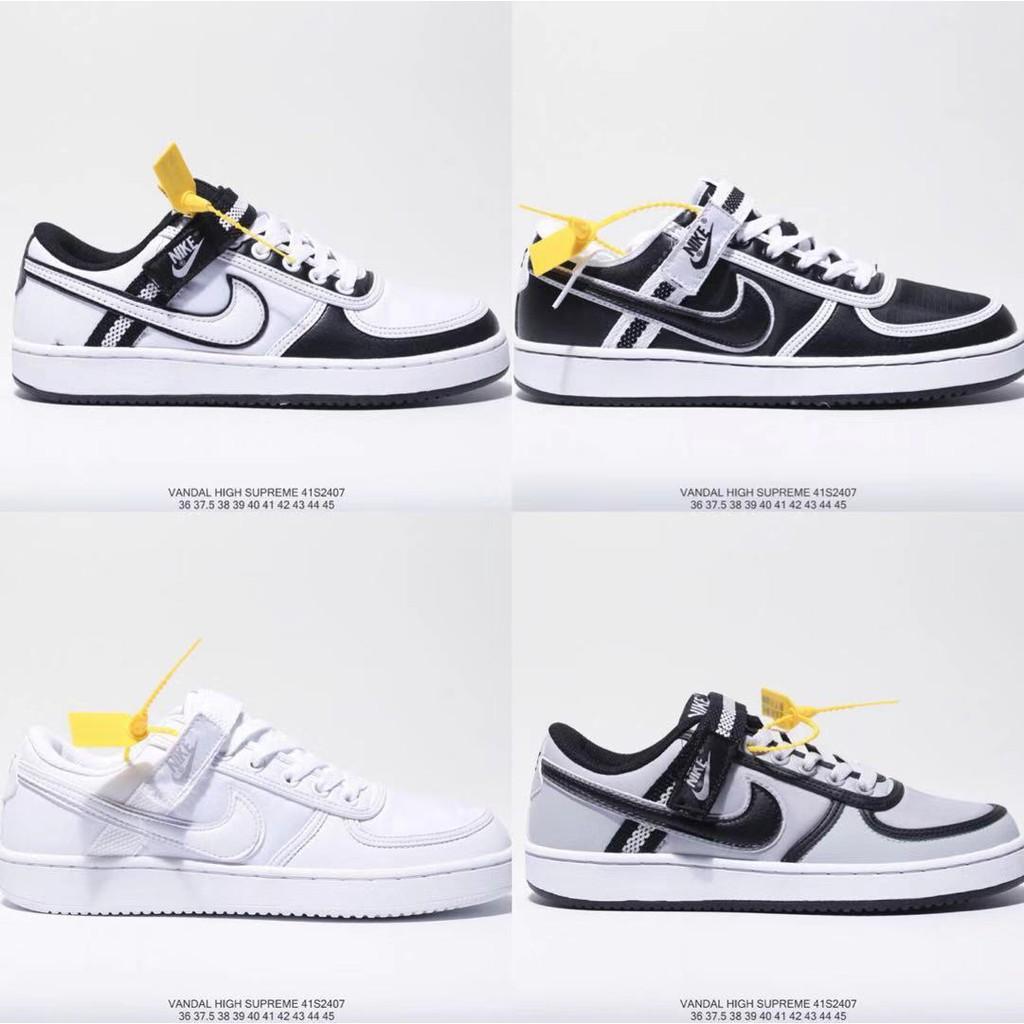 Calamidad Íntimo celebrar  Nike Vandal Low Supreme QS 41S2407教父復古低幫板鞋36-45 | 蝦皮購物