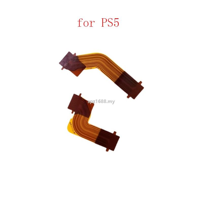 用於 Ps5 手柄 Contoller 按鈕板 V 鍵盤電纜 Ps5 左右按鈕 L R 鍵盤電纜配件