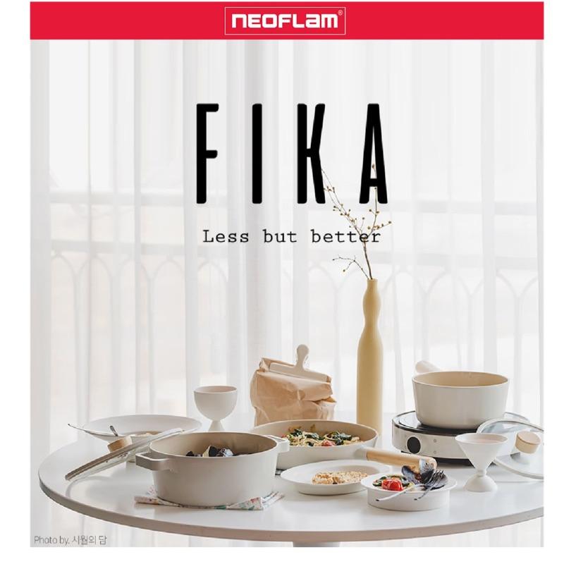 韓國NEOFLAM 高階FIKA系列不沾鍋 28cm + 24cm  (2件組不含鍋蓋,另售3件組)