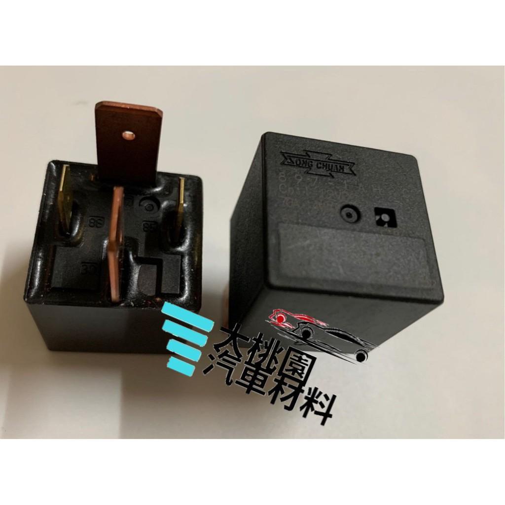 ➶大桃園汽車材料➶ 通用型 繼電器 三菱SAVRIN VIRAGE 01- 風扇控制繼電器 適用於MR301978 有7
