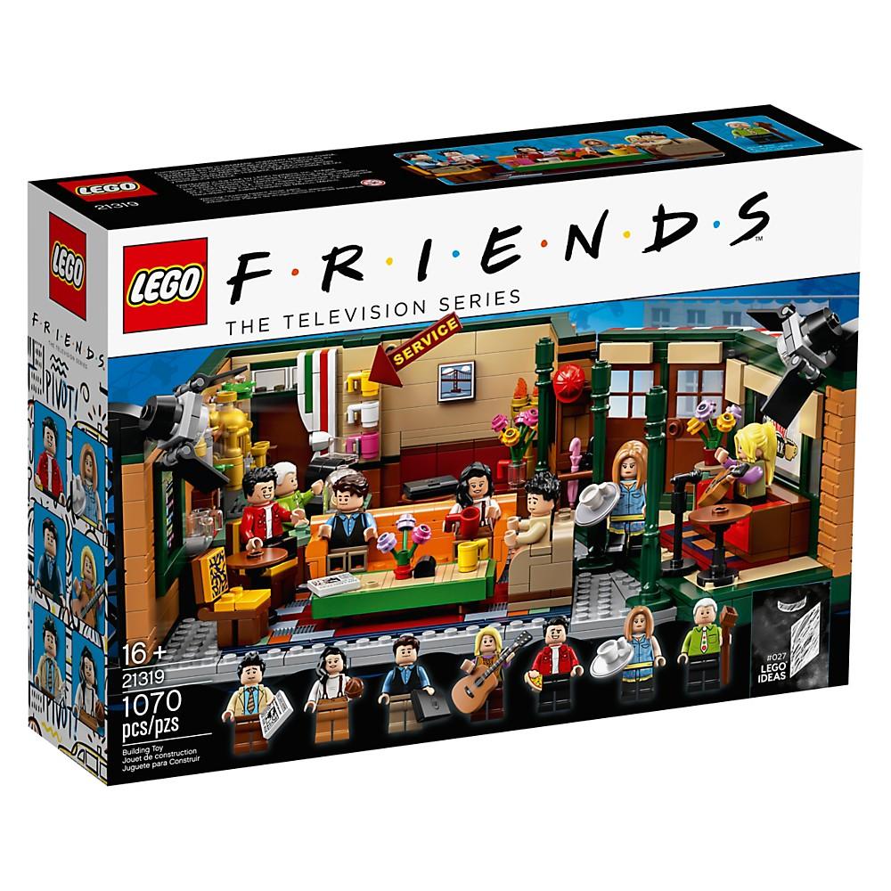 LEGO 21319 六人行  IDEAS系列 【必買站】樂高盒組