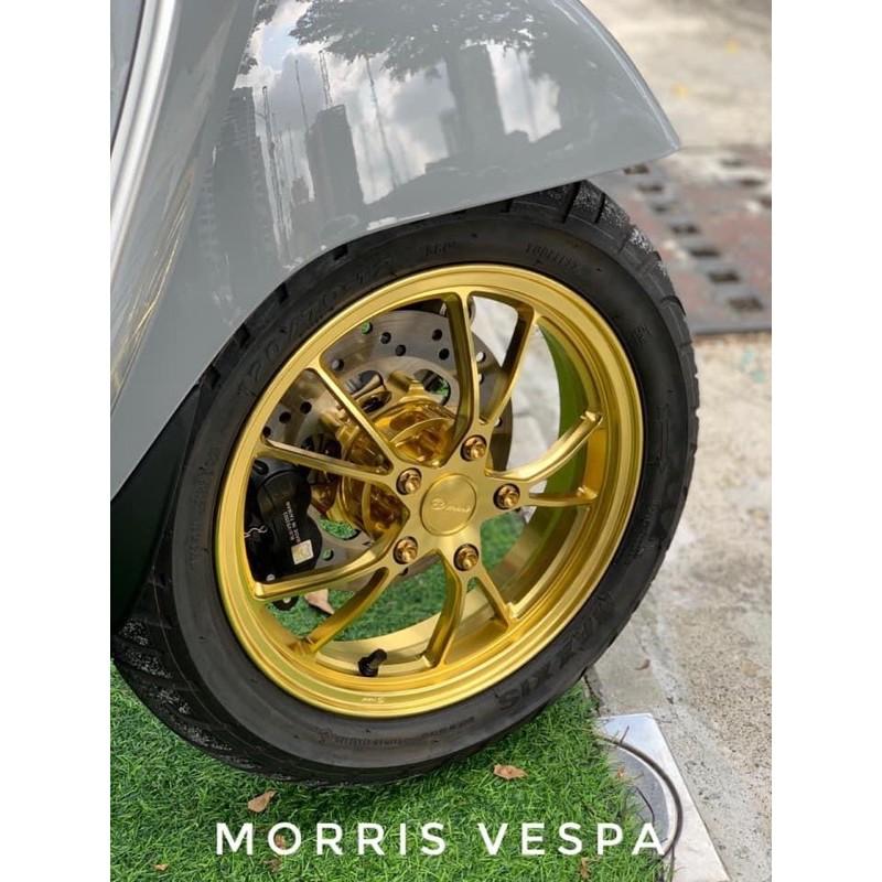 [ Morris Vespa ] R mini 鍛造輪框 A 款 10輻