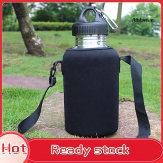 2l /  2000ml 旅行不銹鋼茶水瓶保溫袋架