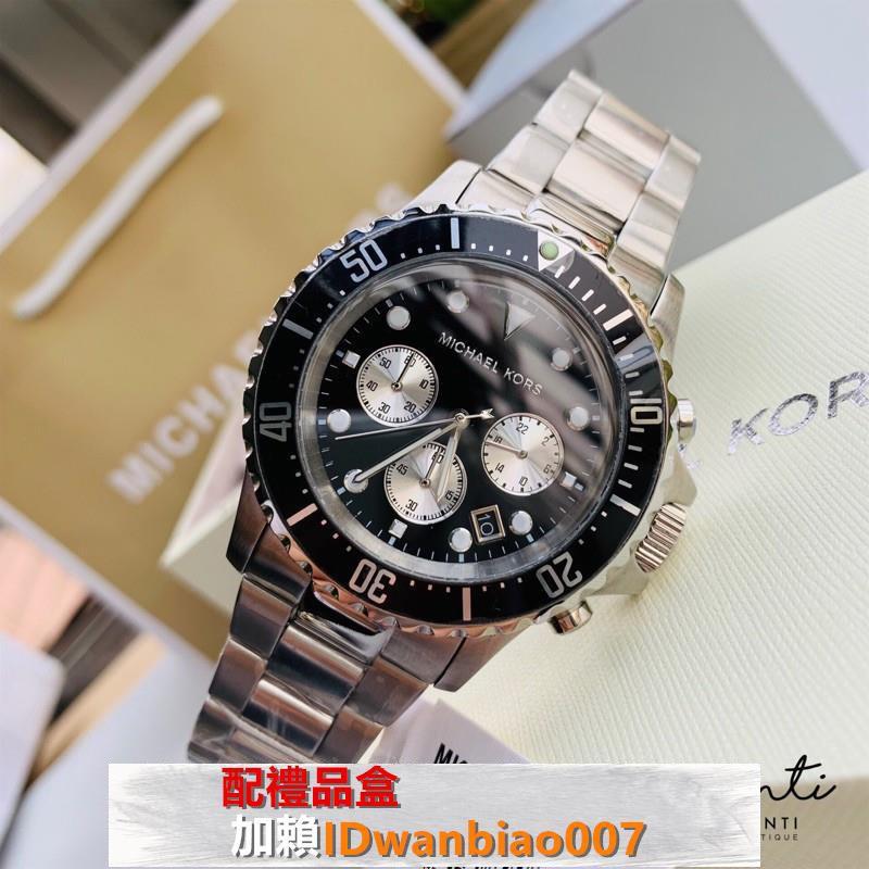 chael Kors 金 銀 勞力士 同款 三眼計時 MK 手錶 錶 MK8267 MK8256 MK8311※2571