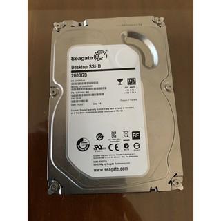 Seagate Desktop 2TB SSHD 7200轉 3.5吋混合硬碟 台中市