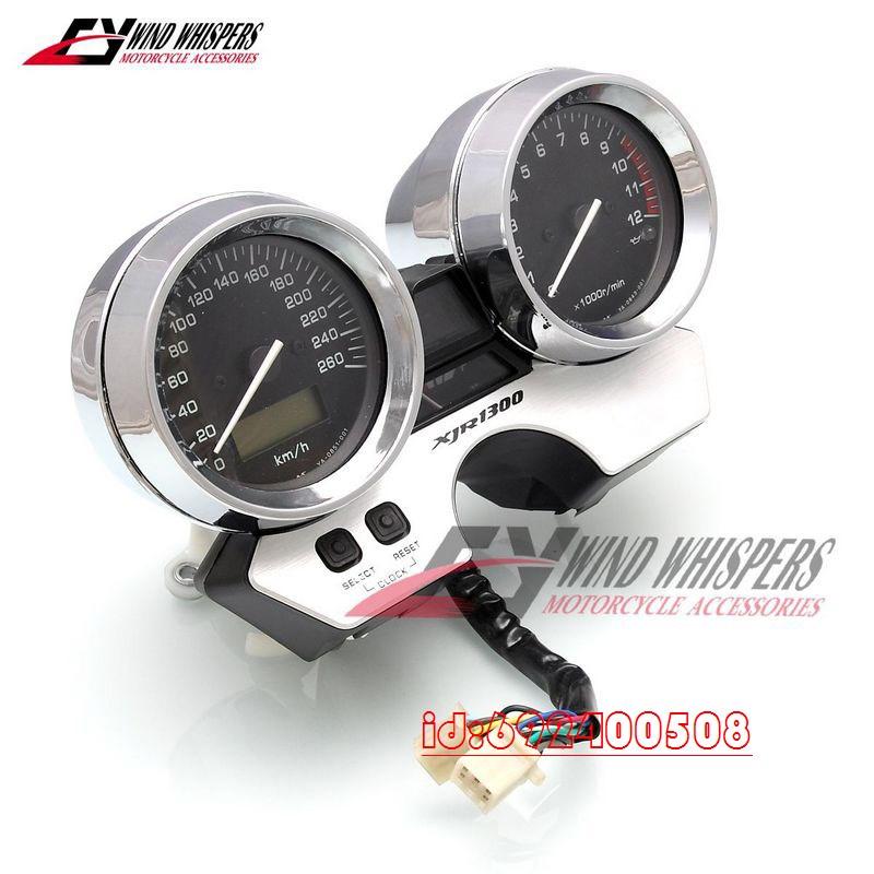現貨 Motorcycle Tachometer Odometer Instrument Speedometer Gau