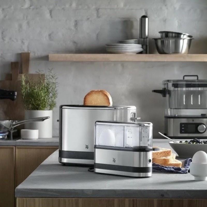 全聯 x 德國WMF時尚家電 烤麵包機 煮蛋器 不沾平底 調理碗 不鏽鋼長匙 不鏽鋼小叉 研磨罐