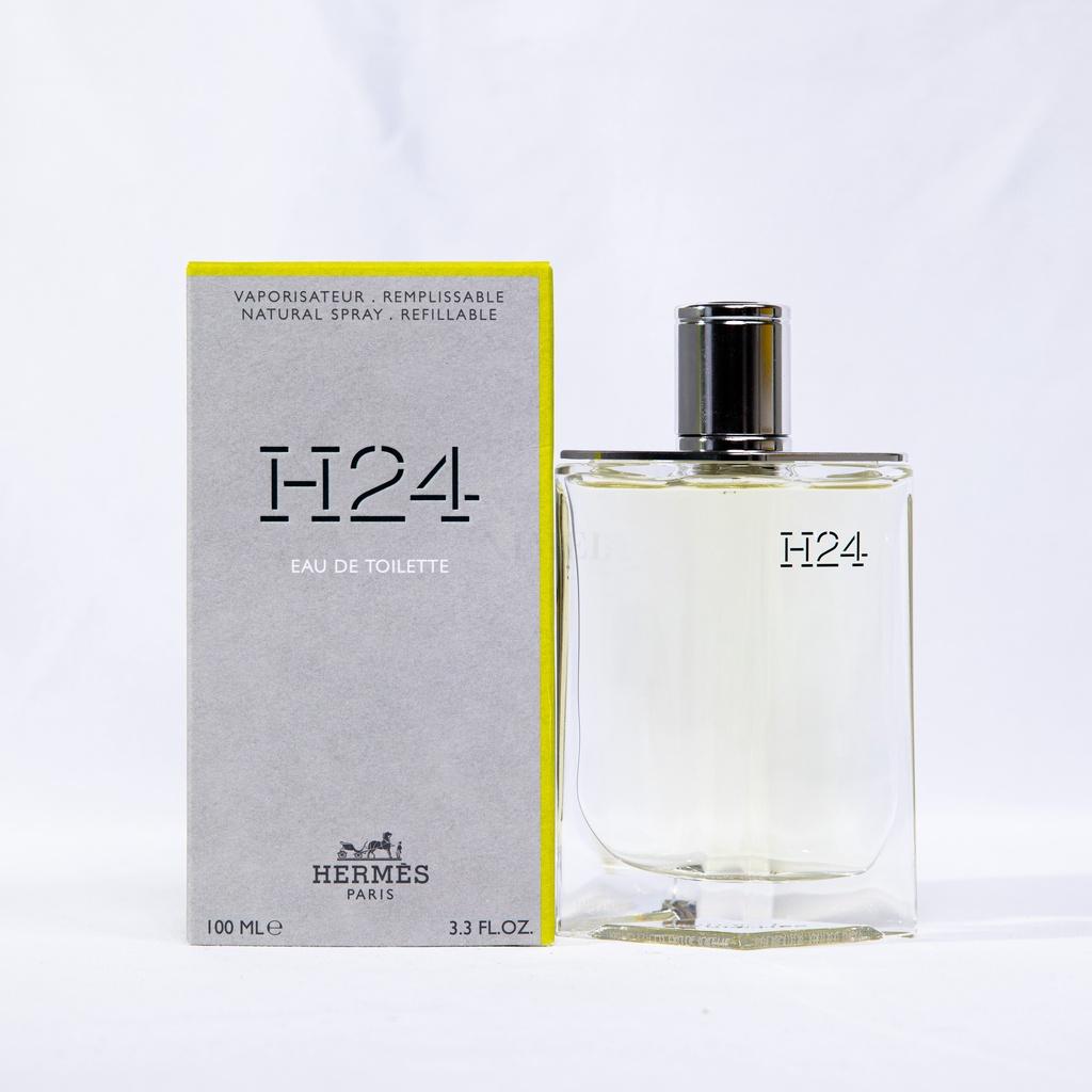 Hermes愛馬仕H24男性淡香水50ml/100ml