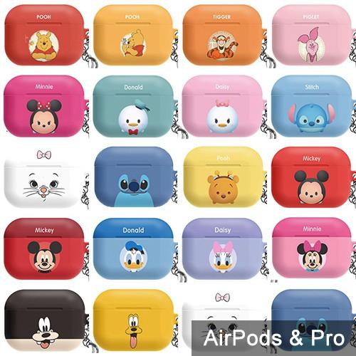 AirPods Pro 保護殼│韓國 迪士尼 小熊維尼 米奇 米妮 唐老鴨 黛西 史迪奇 高飛狗 布魯托│硬殼 保護套