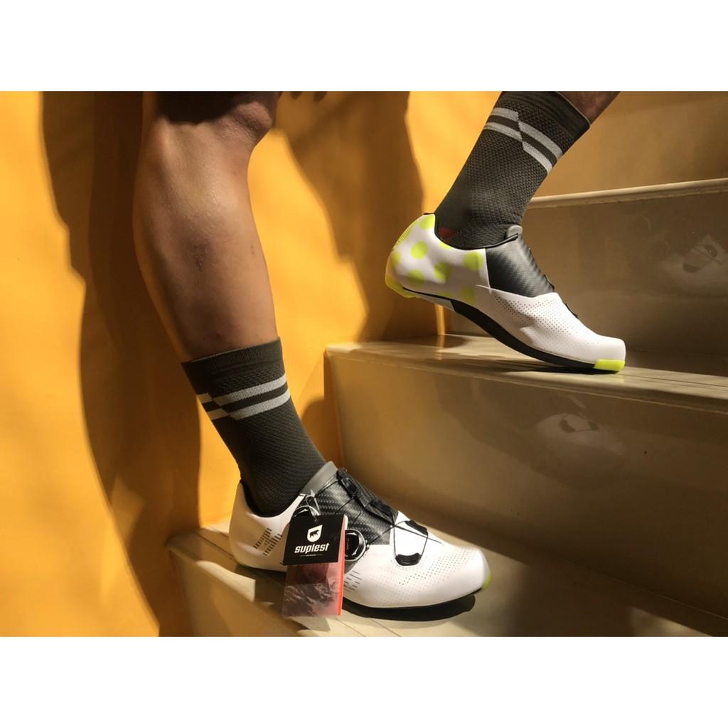 巡揚單車-MAAP x Suplest Edge+ Road Pro Shoe 聯名款卡鞋-白色 火熱到貨!