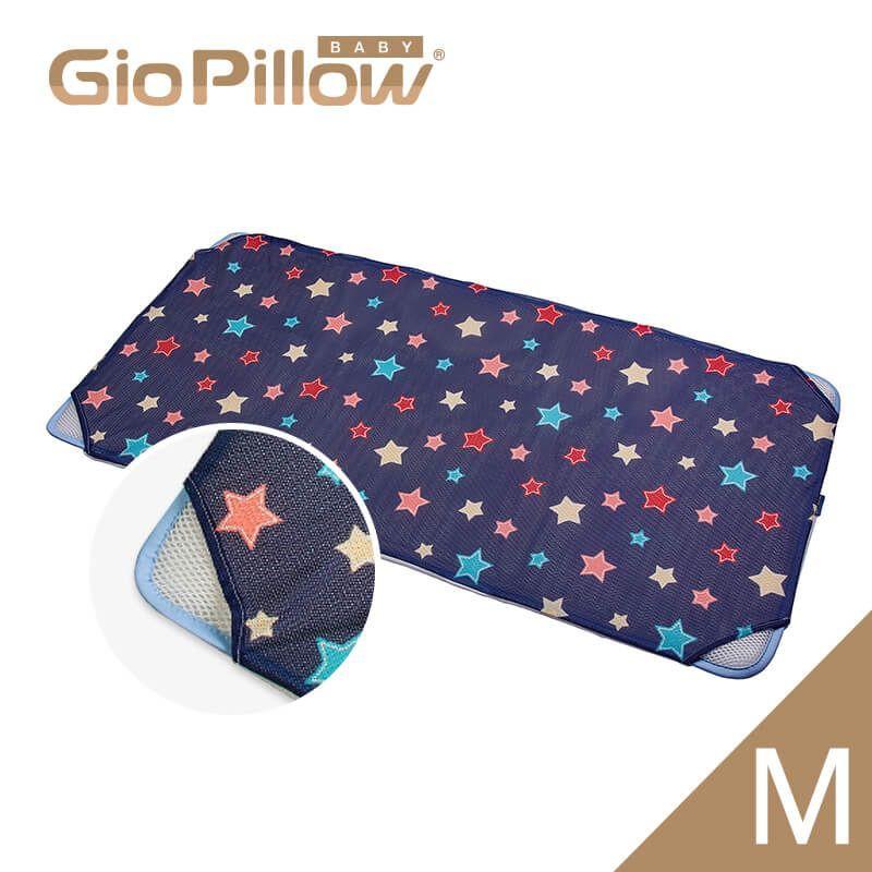GIO Pillow智慧二合一嬰兒床墊-香草星星-M號