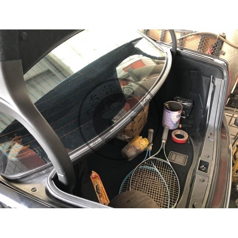 (鋼板膠條)w203-w204-w205後車廂膠條。並適用於bmw-E90-E46E39