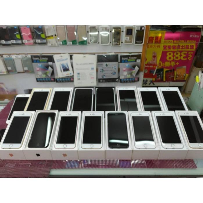 [日進網通微風店]中古機 iphone 6S PLUS 5.5吋 64G 二手 8~9.9成新~歡迎來店挑選~保固1個月
