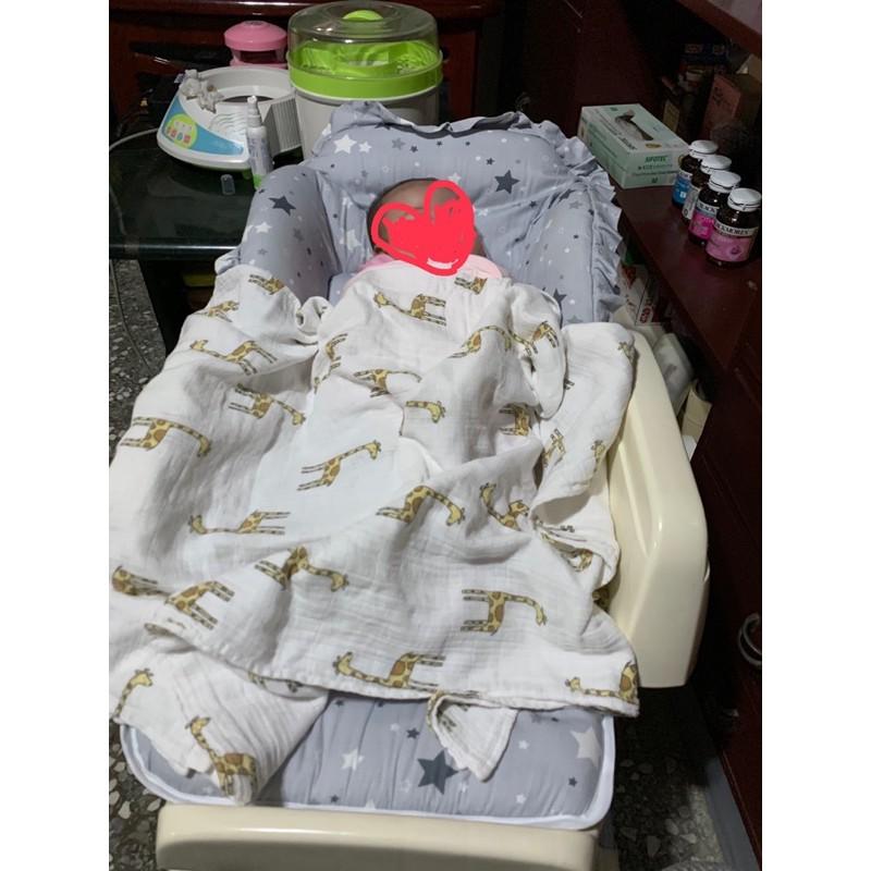 Combi嬰兒餐搖椅(二手含椅墊、安全帶)