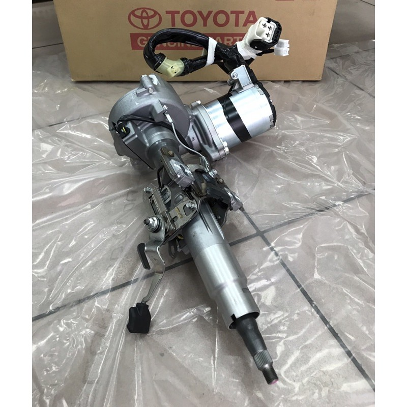 TOYOTA RAV4原廠方向機柱(含馬達)總成件