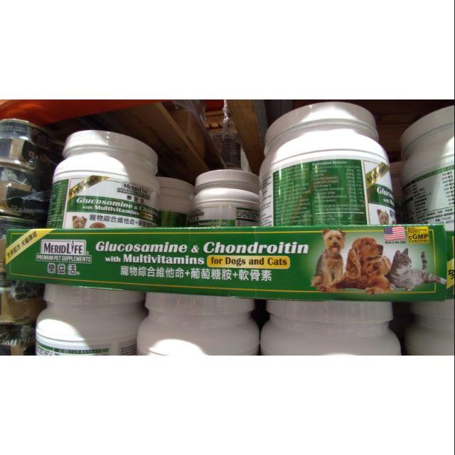 好市多商品,樂益活寵物綜合維他命+葡萄糖胺+軟骨素 700g