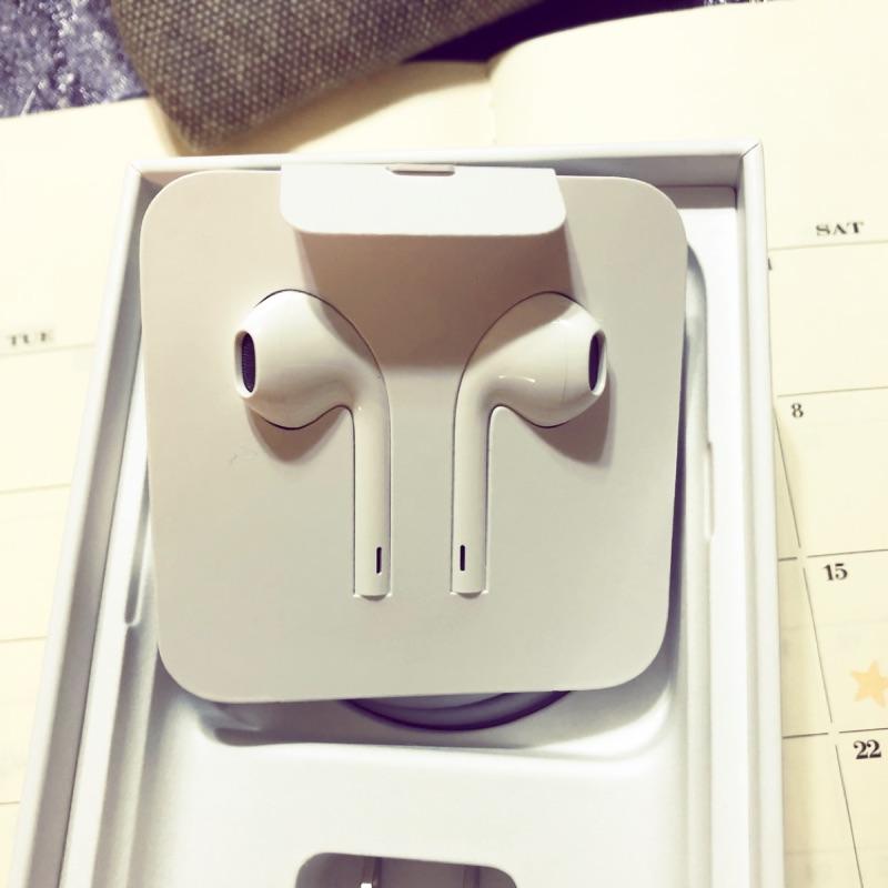 Apple 原廠耳機 lightning