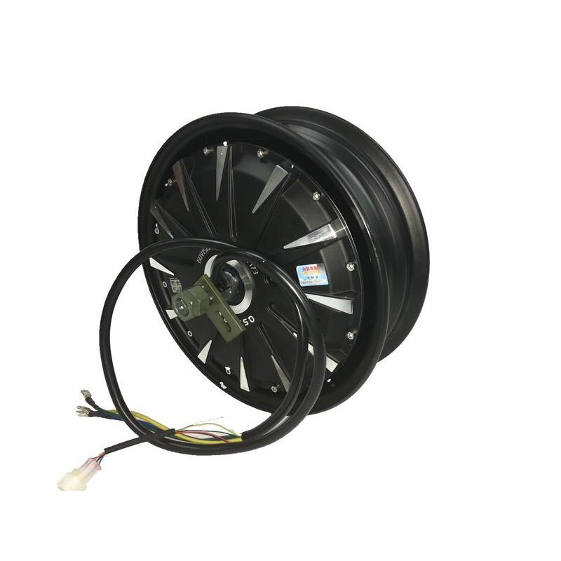 輪轂馬達 電動車 60V 1500W 12吋 輪股馬達 輪鼓馬達 電機 輪穀 72V 84V 2000W 3000W 全順 12 10 寸