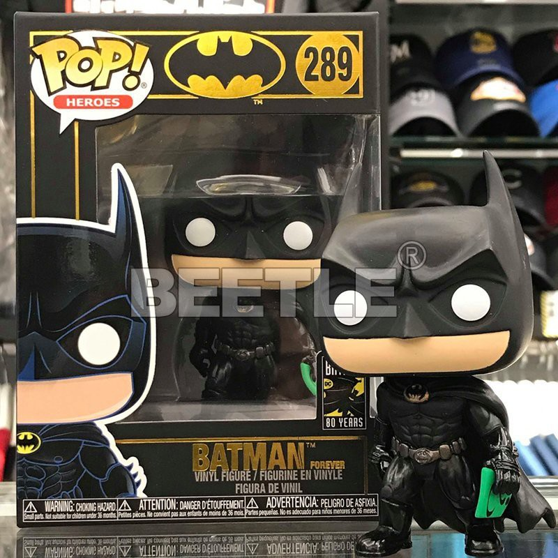 FUNKO POP DC BATMAN 1995 蝙蝠俠 80週年 黑暗騎士 #289